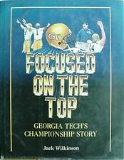 GEORGIA TECH YELLOW JACKETS 1991 FOOTBALL NATIONAL CHAMPIONSHIP, 1991 BOOK