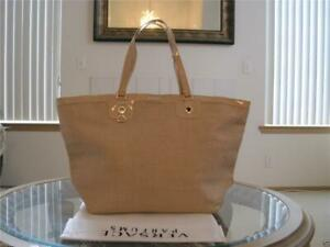 Versace Large Tote Bag / Shopper / Beach / Holiday