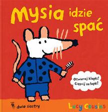 MYSIA IDZIE SPAĆ - Lucy Cousins