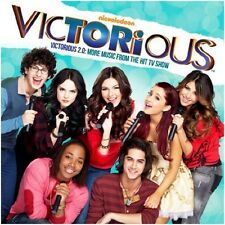 Victorious Cast - Victorious 2.0: More Music from [New CD] UK - Import