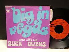 BUCK OWENS Big in Vegas 2C006 80233 France
