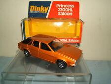 DINKY TOYS MODEL No.123      AUSTIN PRINCESS 2200HL SALOON       MIB