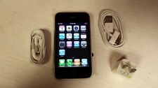 Apple iPhone 3G - 8GB - Black (AT&T) Smartphone *Black* Works Great!!! w/ EXTRAS