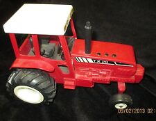 Case IH Puma TX 28 Tractor Farm Toy Tractor Red Plastic, 6 in. tall 9 in. long
