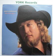 JOHN ANDERSON - Blue Skies Again - Excellent Condition LP Record MCA MCA-42037