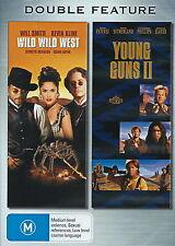 Wild Wild West / Young Guns 2 - Western - Emilio Estevez, Will Smith - DVD