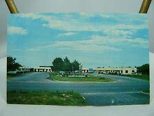Cloverleaf Motel Restaurant Clanton Alabama Owned by Ray A. Bates