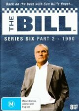 THE BILL : ITV SERIES 6 parts 2  - DVD - UK Compatible -Sealed  (8 disc)