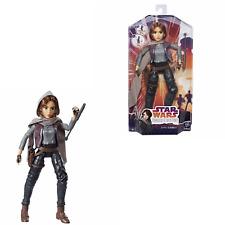 Star Wars las fuerzas del destino Jyn Observatorio Acción Figura de juguete