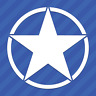 Army Military Star Vinyl Decal Sticker