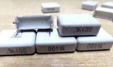 20 x Evox Rifa 0.1uf 400 V MMK Condensatori in poliestere 15 mm MMK0 .1k400