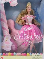Barbie in the Nutcracker Sugarplum Princess Magic Twirl Doll Dance Stand