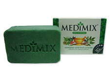 "Medimix ""Real"" Ayurvedic Soap 18 Herbs 125 gram (pack of 18) FREE SHIPPING"