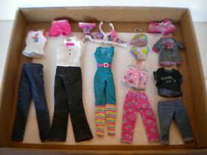 Barbie Doll, Clothing And Accessories, dogs, shoes, dishes, purses,necklaces