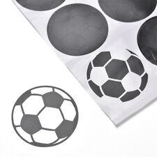 20Pcs Soccer Ball Football Wall Sticker Decal Kids Bedroom Home Room Decor Sport