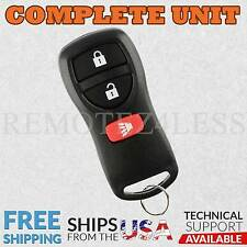 Replacement for Nissan Infiniti Keyless Entry Remote Car Key Fob 3b