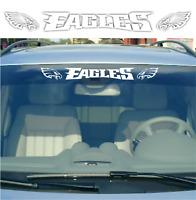 "🔥 Philadelphia Eagles 24"" Vinyl Decal Car Truck Window Wall Vehicle Sticker 🔥"