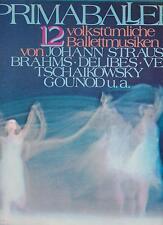 PRIMABALLERINA - 12 volkstümliche Ballettmusiken  / FONTANA - DoLP ! nm -