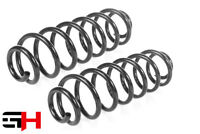 2 Springs Chassis Springs Rear VW Touran From Year 02.2003-05.2015 New GH