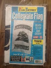 Pittsburgh Panthers Flag Factory Large Flag; 28'' x 48'' Ncaa