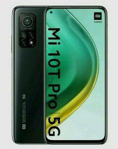 Xiaomi Mi 10T Pro 5G  8GB+256GB - Cosmic Black Dual SIM (Unlocked) Smartphone