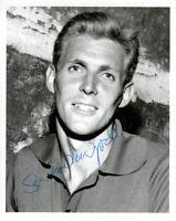 Sven-Olov Sjödelius ( Swe ) 1.OS Roma 1960 Canoa 1000m Original Firmado/Firmado