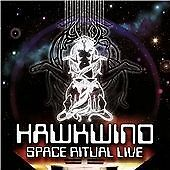 Hawkwind - Space Ritual Live 2014 CD (Live Recording, 2015)