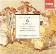 Malcolm Arnold: English & Cornish Dances; British Composers Series (CD 2001 EMI)