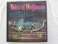 Tales of Hoffmann By Jacques Offenbach, Vinyl LP box set.  London ffrr