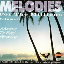 Gary Tesca Orchestra Melodies for the millions 08  [CD]