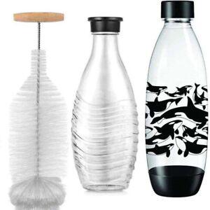 Flaschenbürste Bürste Glasflaschen für Flaschenreiniger Reinigungs SodaStream DE