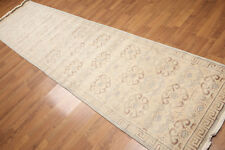 3' x 12' Hand Knotted Persian Oriental 100% Wool runner Area rug AOR8519 - 3x12