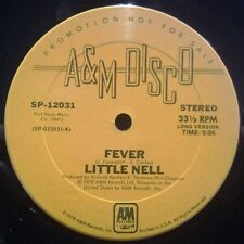 """Little Nell Fever (long and short Versions) Us Dj 12"""" Rocky Horror NEW SEALED"""