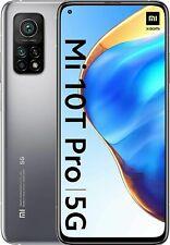 Xiaomi Mi 10T Pro 5G 256GB 8GB Ohne Simlock Lunar Silver Dual Sim NEU