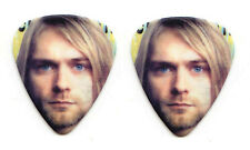 Nirvana Kurt Cobain Photo Promotional Guitar Pick