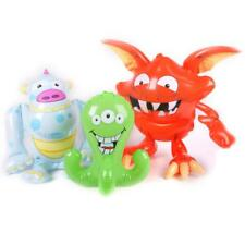 """20"""" BLUE SCARY MONSTER INFLATABLE - BLOW UP KIDS ALIEN FUN PARTY TOY - COOL GIFT"""