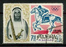 Fujeira 1964 SG 27 Usato 100% Olimpiadi , Tokyo