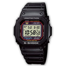 Casio Gw-m5610-1er G Shock Wave Ceptor Solar Watch Authorised UK Stockist