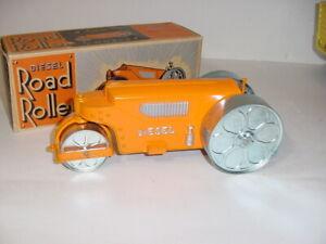 1/16 Vintage Hubley Roller Tractor NIB! Super Nice Tractor & Original Box!