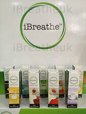 5x iBreathe eLiquids Liquids - All Flavours and Strengths Available