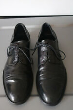 ALDO Men's Black Leather Dress Formal Shoes Lace Up Size EUR 41