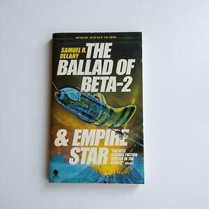 The Ballad of Beta-2 and Empire Star, Samuel R. Delany, (Sphere Books, 1977)