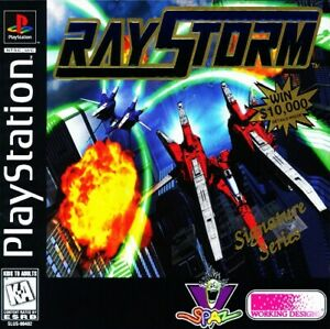 Raystorm PS1 Great Condition Fast Shipping