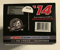 2014  #88  DALE EARNHARDT, JR.  #DALE CALL  COLOR CHROME - 1/24th SCALE  #4264