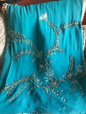 Pure Georgette Saree and Blouse