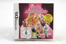Barbie: Fun & Fashion Dogs (Nintendo DS/2DS/3DS) Spiel OVP, PAL, CIB, neuwertig