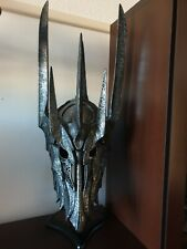 More details for lord of the rings sauron helmet 1:1 by united cutlery