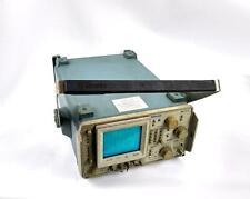 Tektronix 492 1khz 18ghz Portable Spectrum Analyzer Vintage For Parts