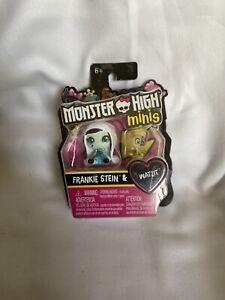 Monster High Minis Frankie Stein & Watzit