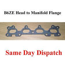 Mazda MX5 1.6 (B6ZE) Exhaust Manifold Flange, 10mm Mild Steel